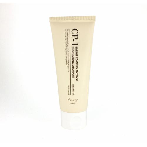 Шампунь для волос CP-1 Bright Complex Intense Nourishing Shampoo v2.0 (Esthetic House) 100 мл.