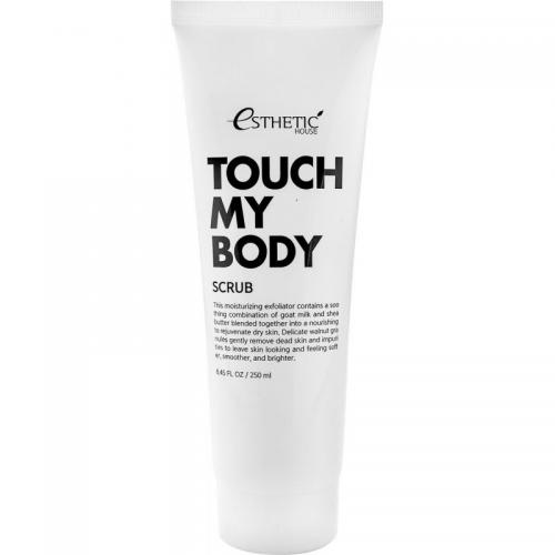 Скраб для тела Touch My Body Goat Milk Body Scrub (Esthetic House) 100 мл